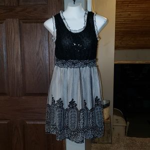 Ultra Pink Dresses - Cute!! Sequined Dress ULTRA PINK X-Small
